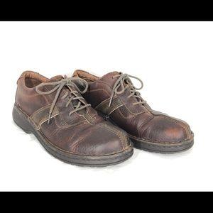 Clark's Active Air Sneaker Comfort Shoe Lace Up 12